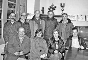 Ateneo Obrero de Villaviciosa - Directiva 2012