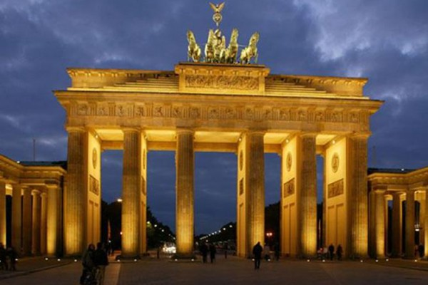 Puerta-Brandemburgo-Berlin