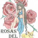 Dibujo Rosas del desierto