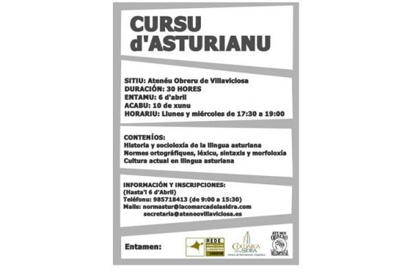 Cursu Asturianu